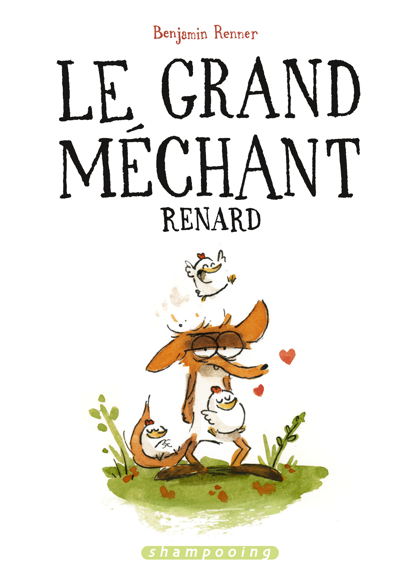 Le grand m chant renard la critique une case en plus for Le grand livre du minimalisme