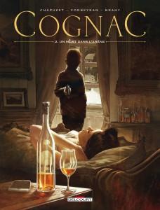 Cognac 2, une mort dans l'arène, Delcourt, Corbeyran Chapuzet, Brahy