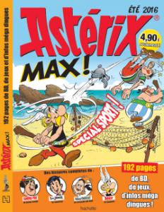 Astérix Max, Magazine Astérix, Havhette Collections, éditions Albert René