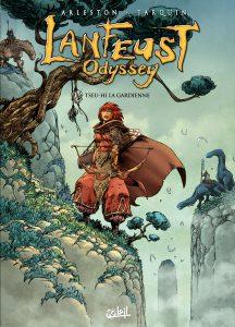 Lanfeust Odyssey 8, Lanfeust poursuit son odyssée au cours du 8ème album de la série Lanfeust odyssée avec Tseu-Hi la gardienne., Soleil, Arleston, Tarquin