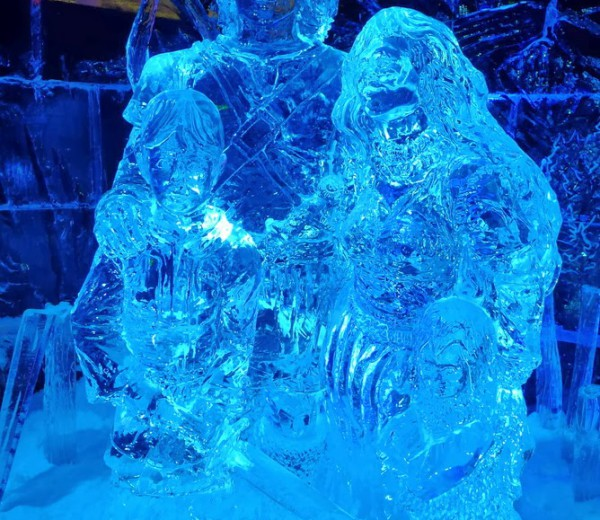 Ice Magic Brussels