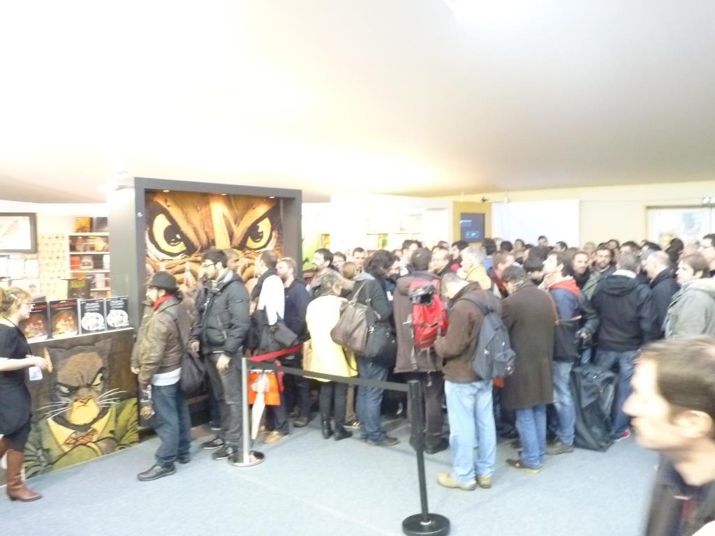 Festival Bd Angoulême 2014