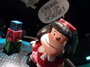 Exposition Mafalda