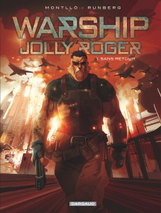 Warship Jolly Roger - Couverture