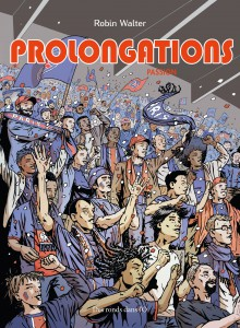 Prolongations, volume 1, couverture