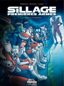 SILLAGE PREMIERES ARMES Tome 1