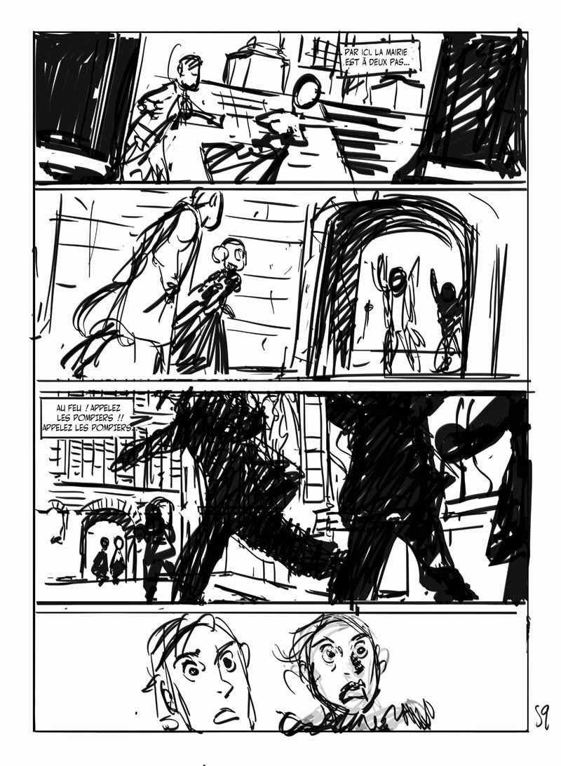 Silas Corey - Tome 3 -  Board-page 59
