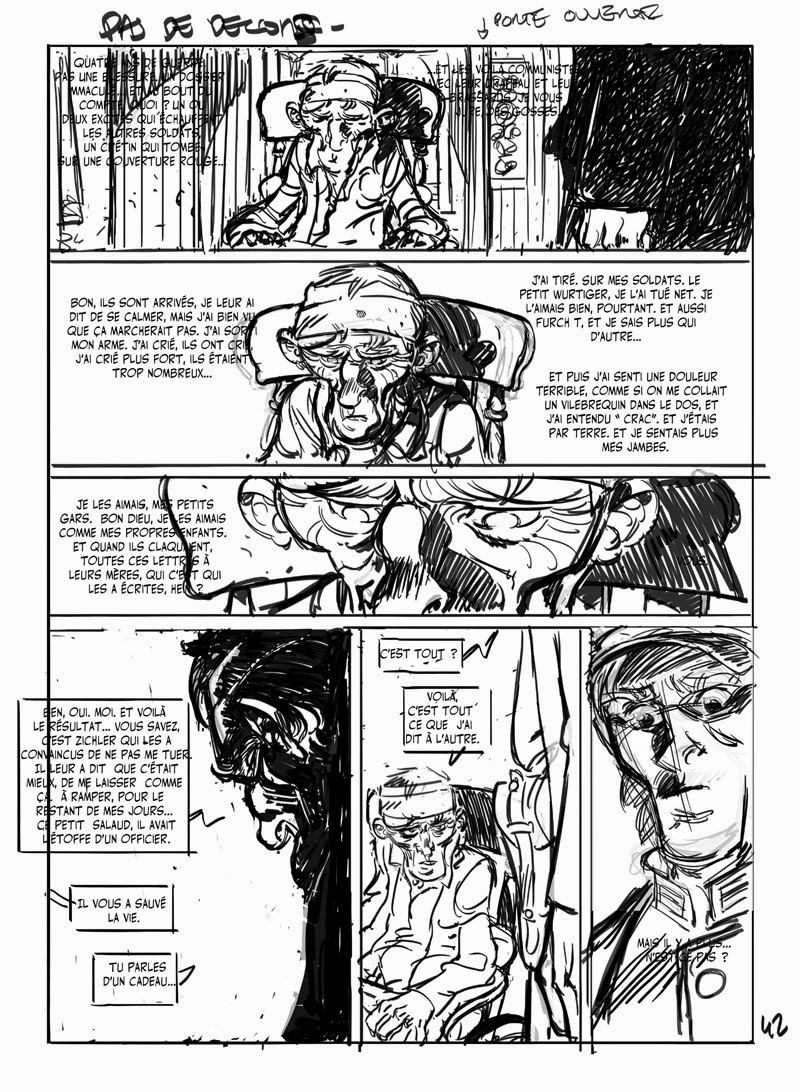 Silas Corey - Tome 3 - Page 42