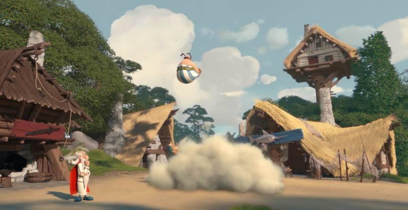 Astérix : Le domaine des Dieux 3D