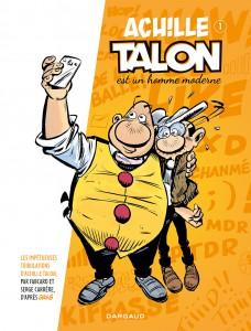Achille Talon - Tome 1 - Couverture