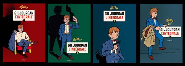 Gil Jourdan l'intégrale - Dupuis