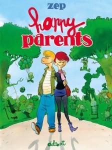 Happy Parents - Zep - Delcourt