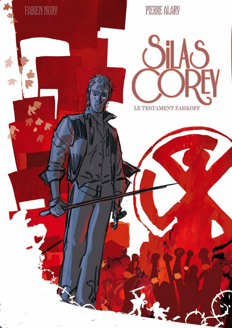 Silas Corey - Tome 3 - Projet de couverture 2