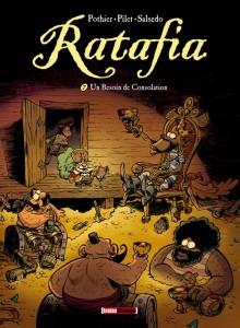 Ratafia, tome 7, un besoin de consolation