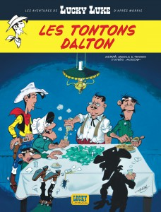 Lucky Luke - Les tontons Dalton - Dargaud