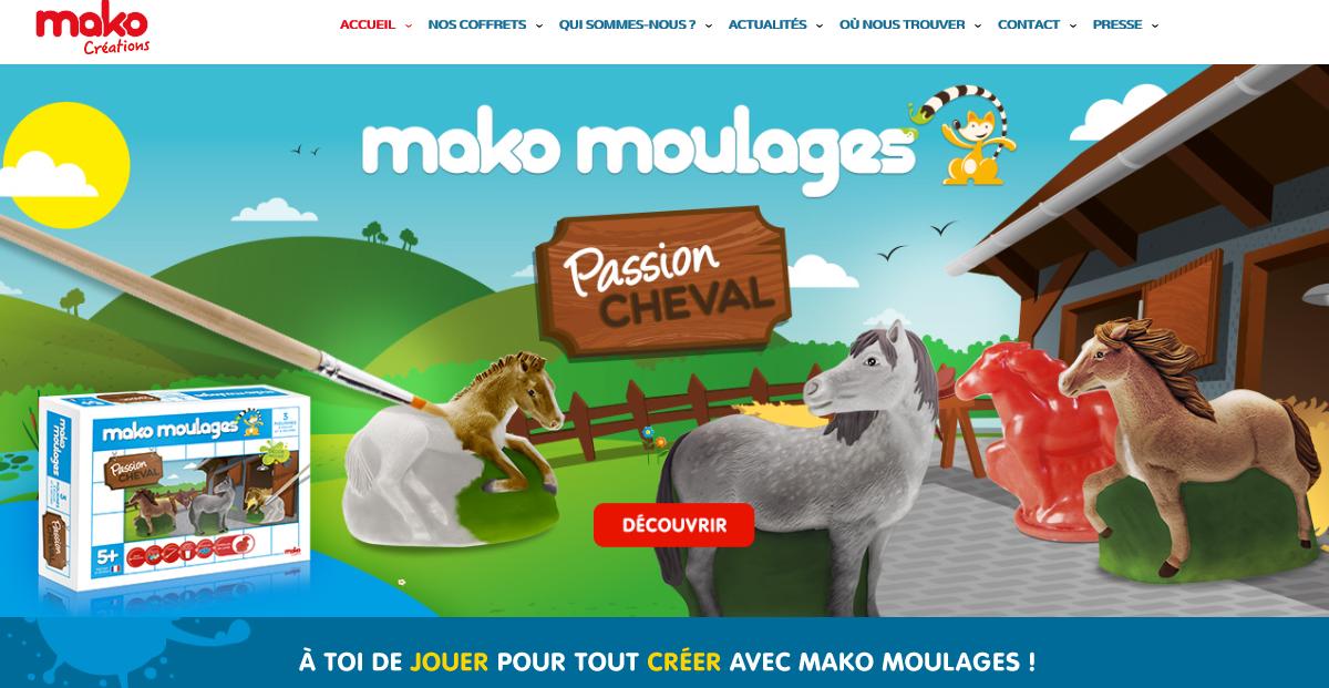 Mako Moulages - Mako Créations