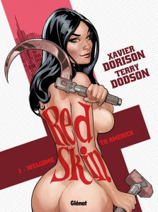 Red Skin #1 - Glenat BD