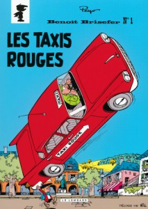 Benoit Brisefer - Les taxis Rouges - Le Lombard