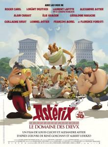 Astérix - La Domaine des Dieux - Le film d'animation