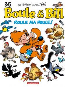 Boule et Bill #23 - Roule ma Poule ! - Dargaud