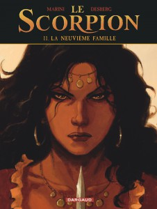 Le Scorpion #11 - La Neuvième famille - Dargaud