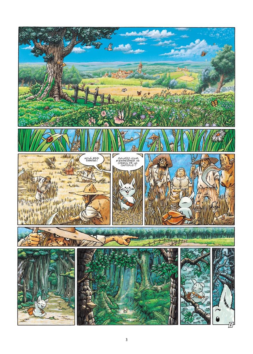 De cape et de crocs #11 - Vingt mois avant - Delcourt