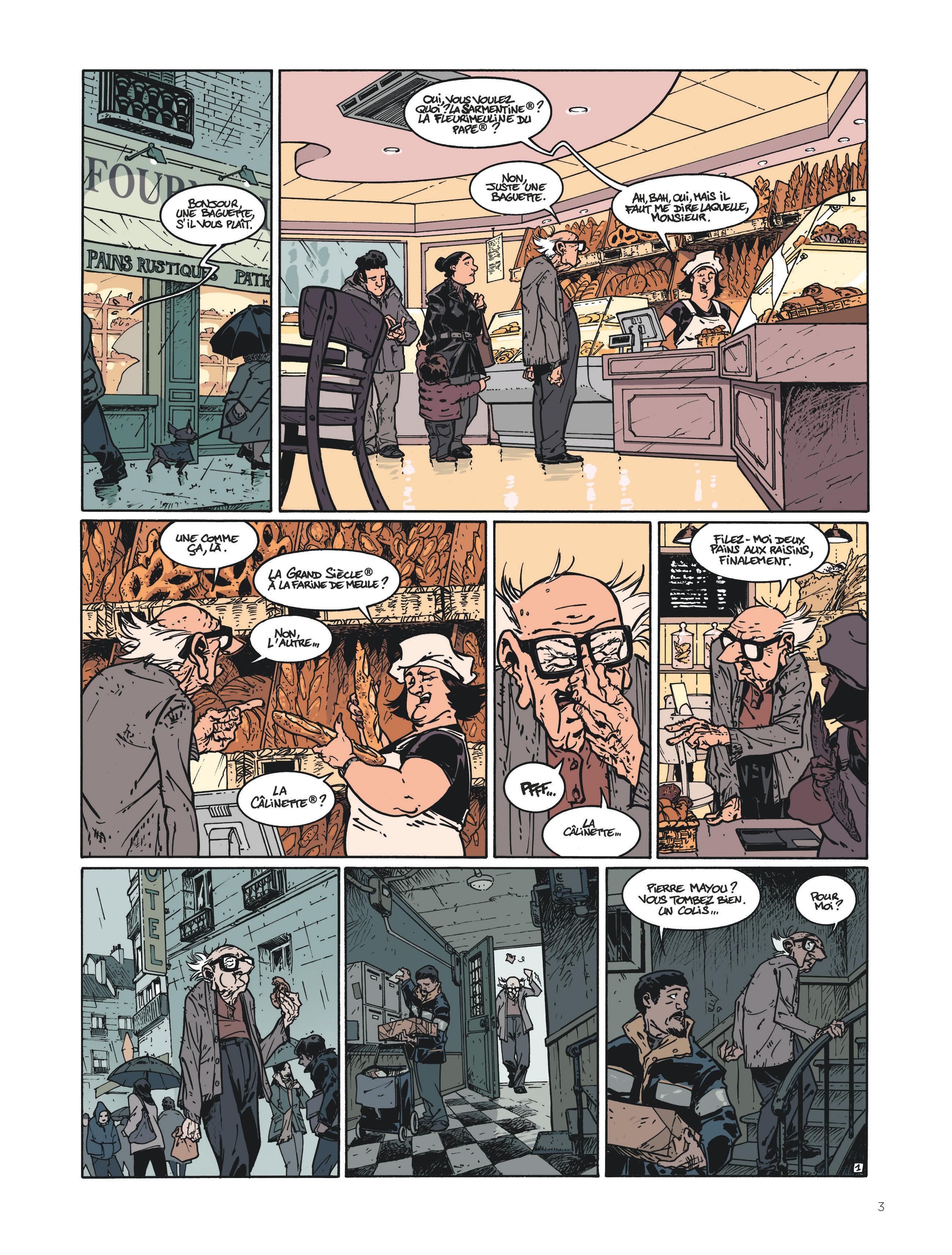 Les vieux fourneaux #2 - Bonny and Pierrot - Dargaud