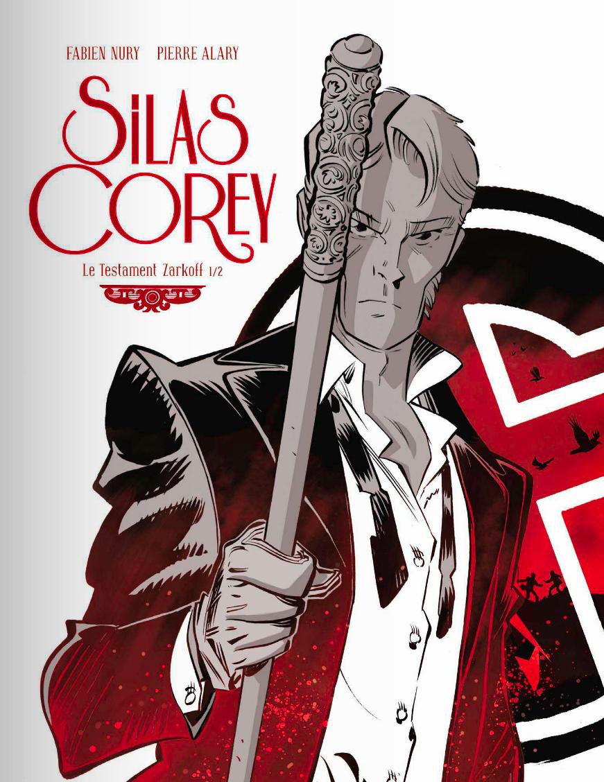 Silas Corey #3 - Le Testament Zarkoff - Glénat