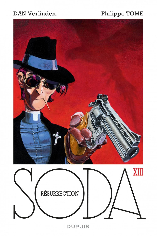 SODA #13 – Résurrection – Dupuis