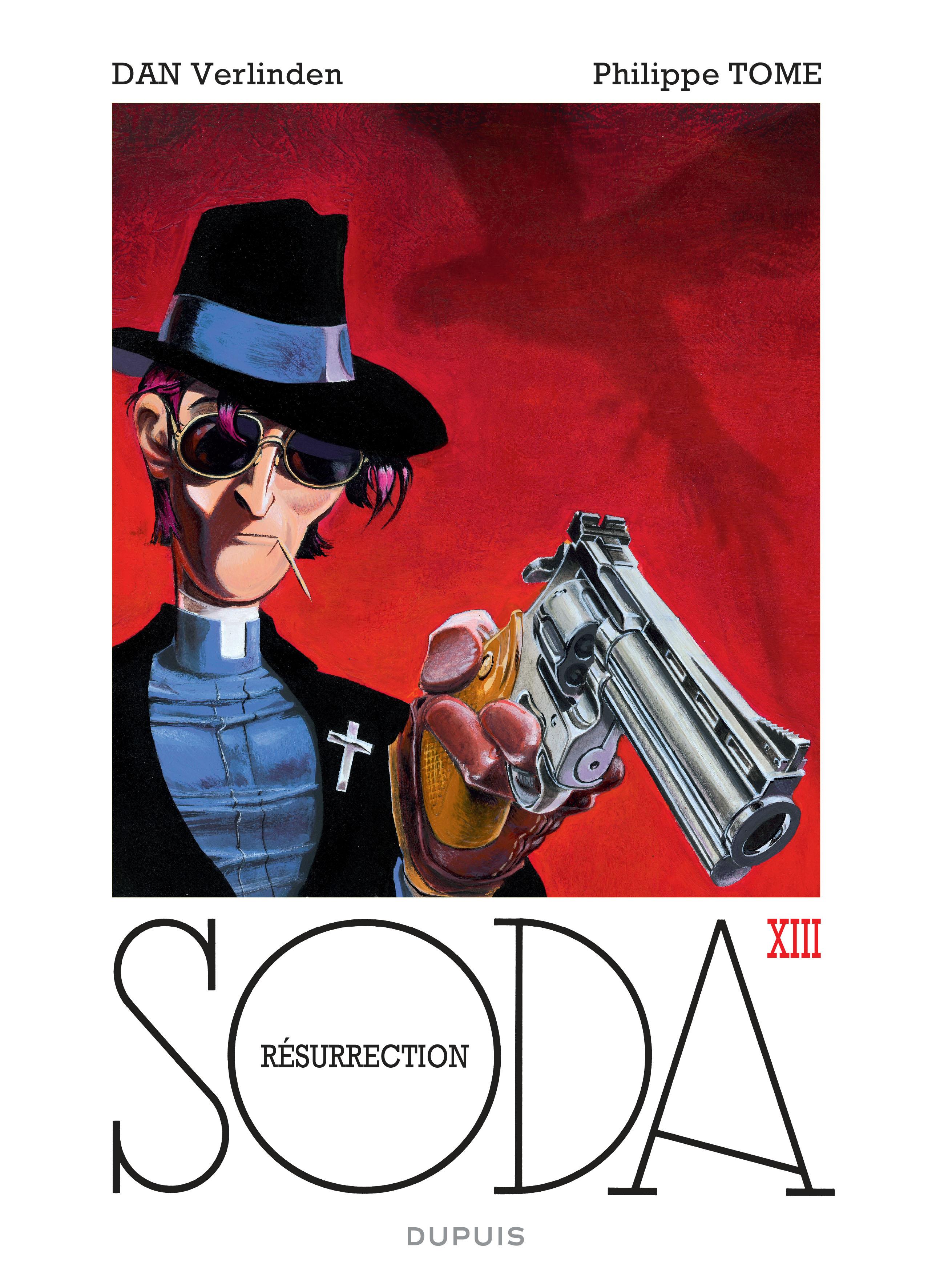 SODA #13 - Résurrection - Dupuis