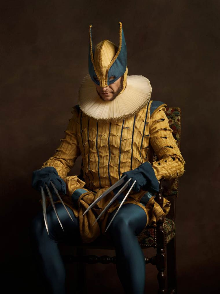 Sacha Goldberger - Super Flemish - Art