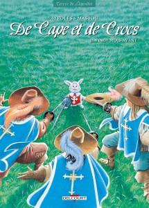 De cape et de crocs #11 - Vingt ans avant - Delcourt