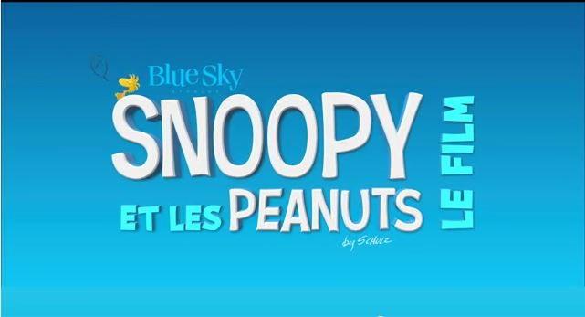 Snoopy et les Peanuts - Le film d'animation