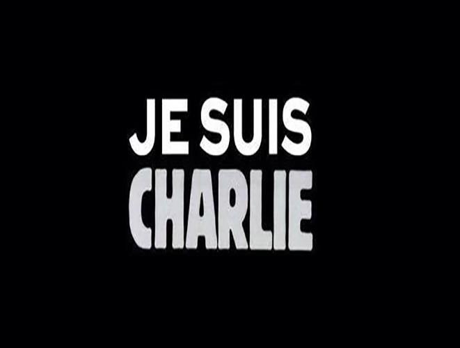 Je Suis Charlie - Solidarité avec Charlie Hebdo - #JeSuisCharlie