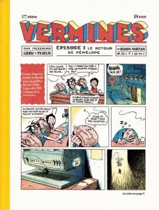 Vermines #1 - Le retour de Pénélope - Les Requins Marteaux