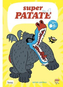 Super Patate #4 - Bang Edicion - Artur Laperla