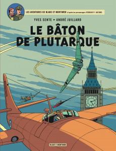 Blake et Mortimer #23 - Le bâton de Plutarque - Dargaud