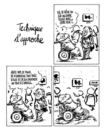 Parapléjack - Fabcaro - La Cafetière