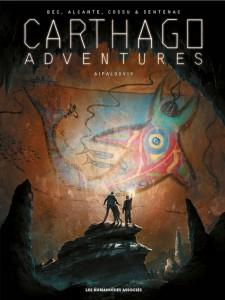 Carthago Adventures #3 - Aipaloovik - Les Humanoïdes Associés