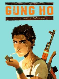 Gung Ho #1 - Brebis galeuses - éditions Paquet
