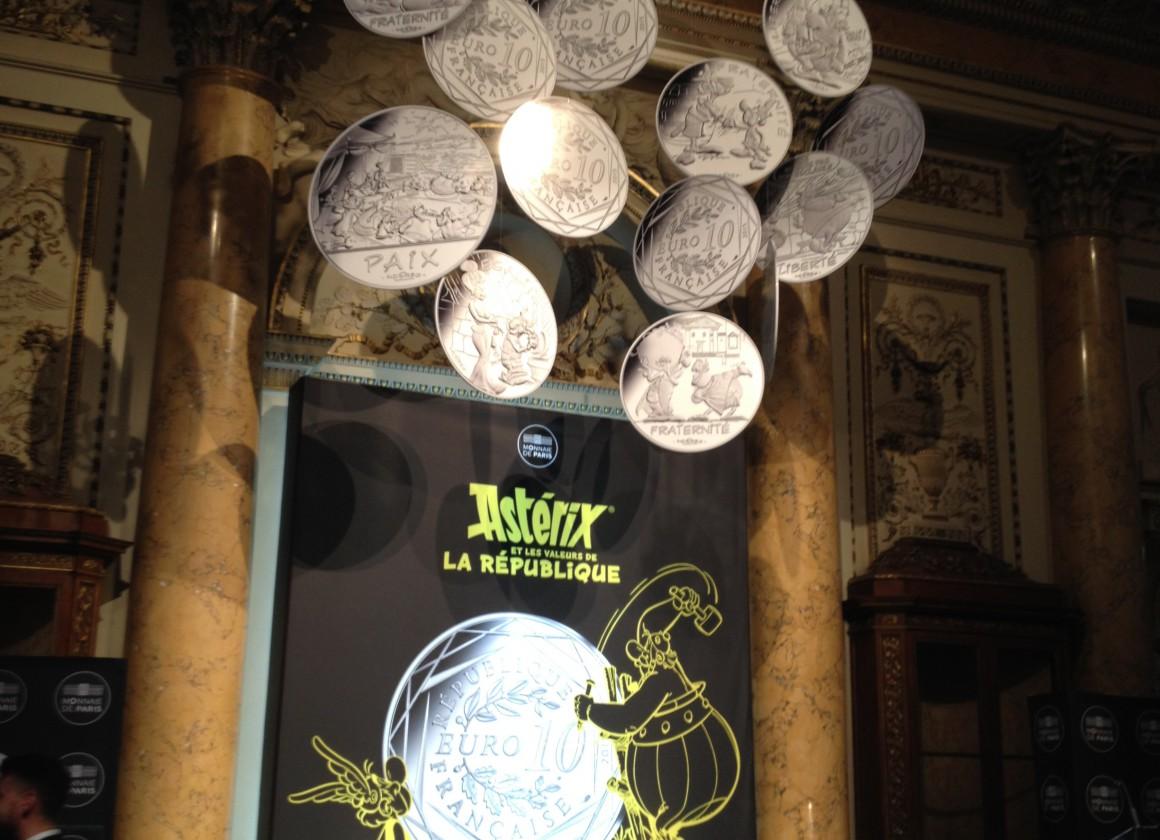 Monnaie de Paris – Soirée de lancement Astérix