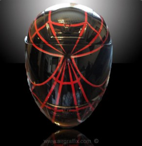 Casque Super Héros - Spiderman - Air Graffix