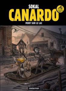Canardo #23 - Mort sur le lac - Casterman