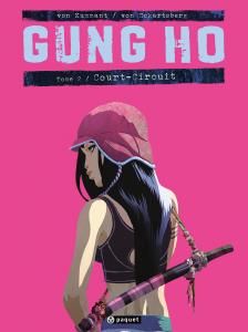 Gung Ho #2 - Thomas Von Kummant et Benjamin Von Eckartsberg - Paquet
