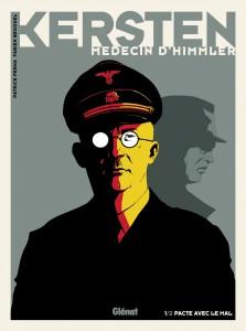 Kersten, médecin d'Himmler - Glénat - Patrice Perna - Fabien Denouel