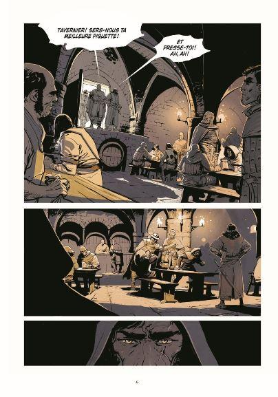 Le Rpy des ribauds - Akileos - Ronan Toulhoat - Vincent Brugeas