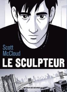 Le Sculpteur - Scott Mc Cloud - Rue de Sèvres