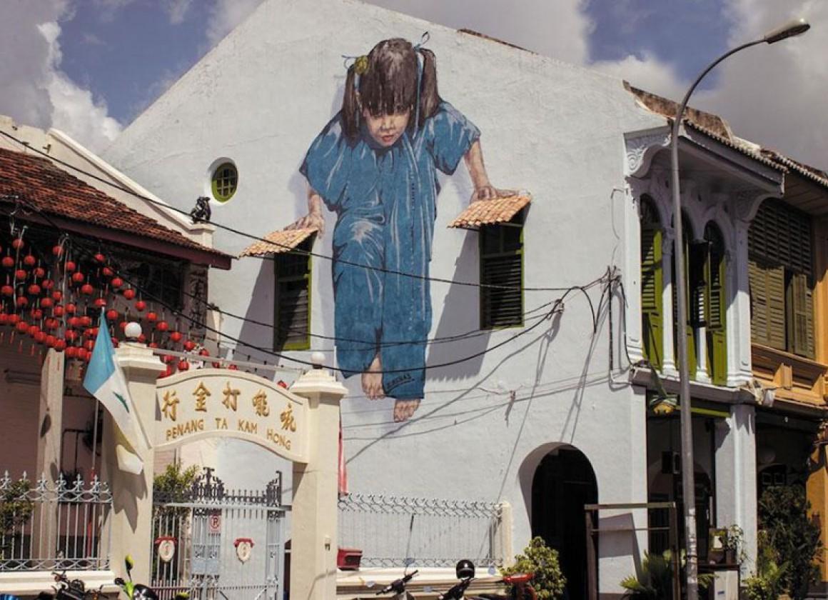 Street Art – BD – La BD sort de sa case