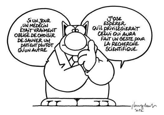 Le Chat - Philippe Geluck - Fonds Erasme - Vente aux enchères