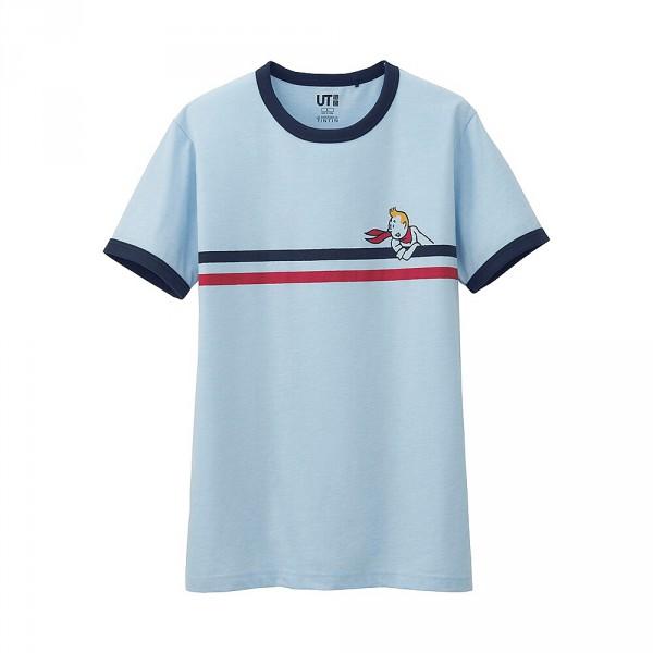 Collection Tintin – Uniqlo – Moulinsart